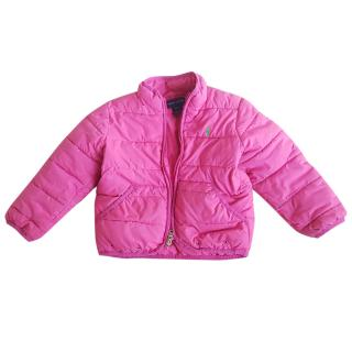 RALPH LAUREN Baby Girl's Jacket