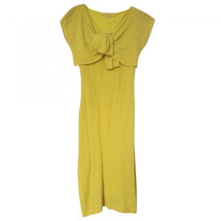 Giambattista Valli yellow dress 8