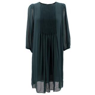 Schumacher Green Dress