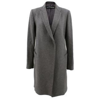 Zadig&Voltaire Marco Grey Coat