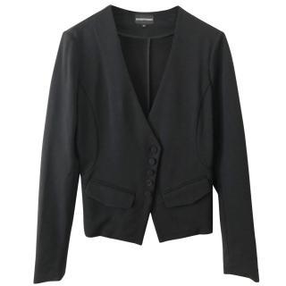 Emporio Armani Black Blazer