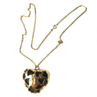 Balmain Necklace with Pendant