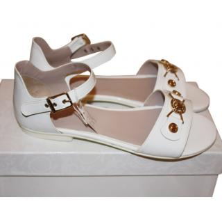 NEW YOUNG VERSACE summer shoes