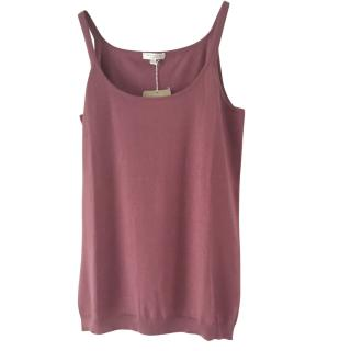 Eric Bompard cashmere vest
