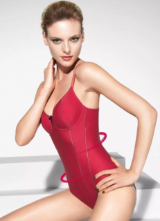 WOLFORD Boudoir Forming Body Style 79058 Size UK12 B