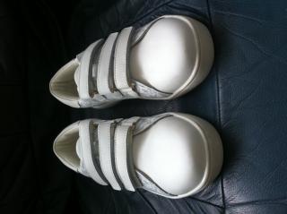 WHITE TRAINERS MICHAEL KORS UK 3