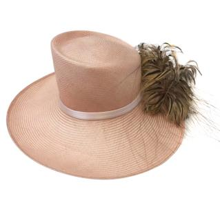 Philip Treacy Feather Hat