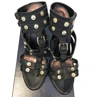 Mulberry Gladiator Studded Sandals