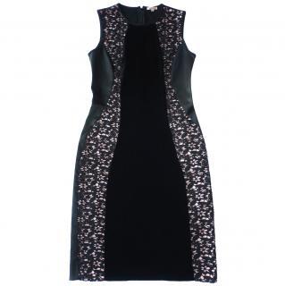 P.A.R.O.S.H Velvet Lace Dress