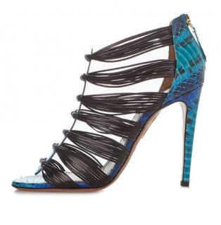 Aquazzura Xena 105 Sandals