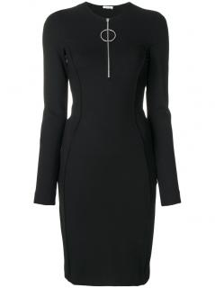 Mugler Mini black dress