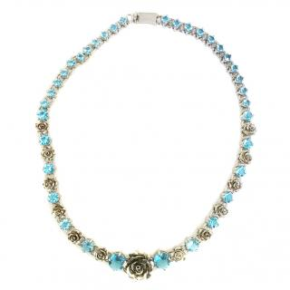 Prada Roses Necklace