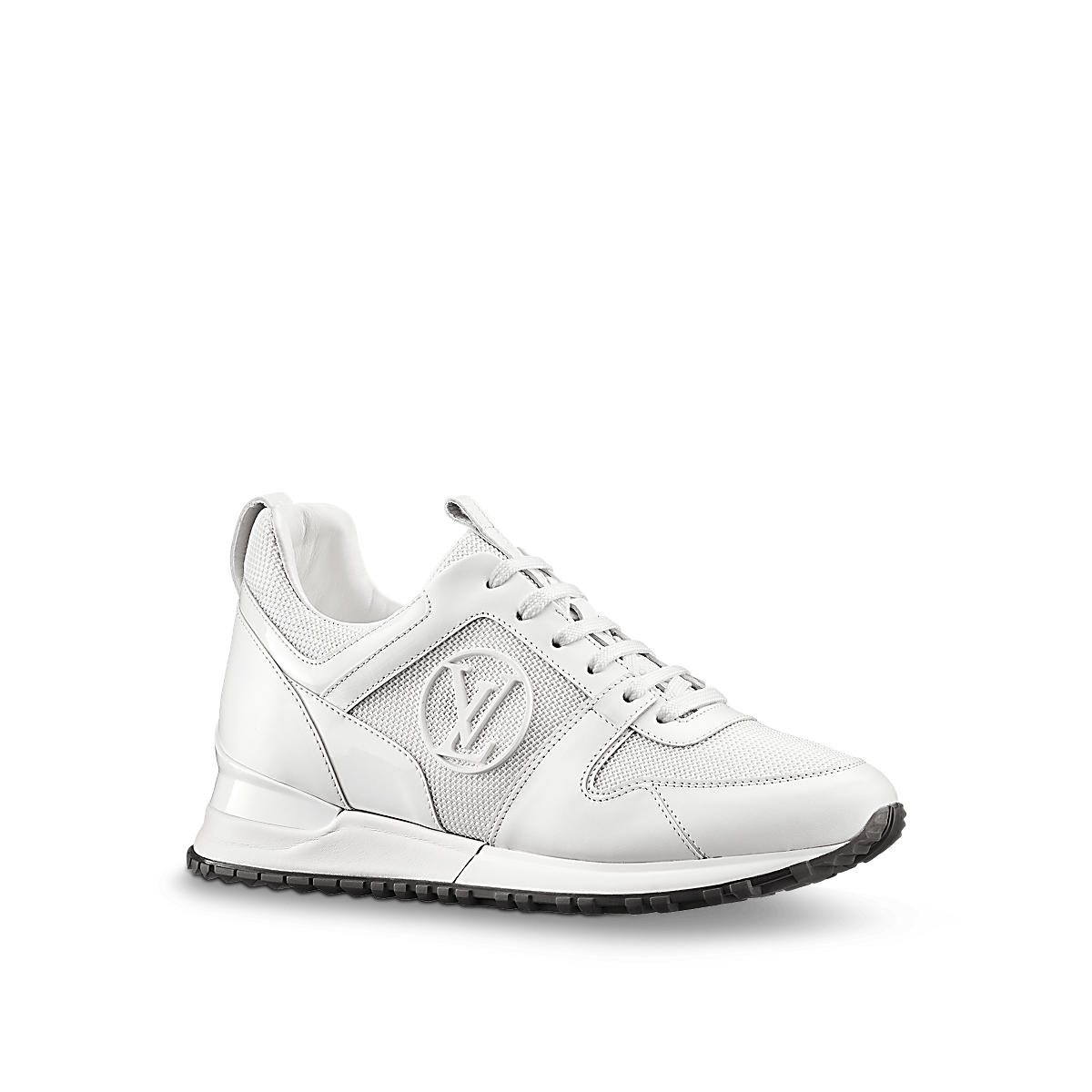 e04cdd80d663 Louis Vuitton Runaway White Sneakers