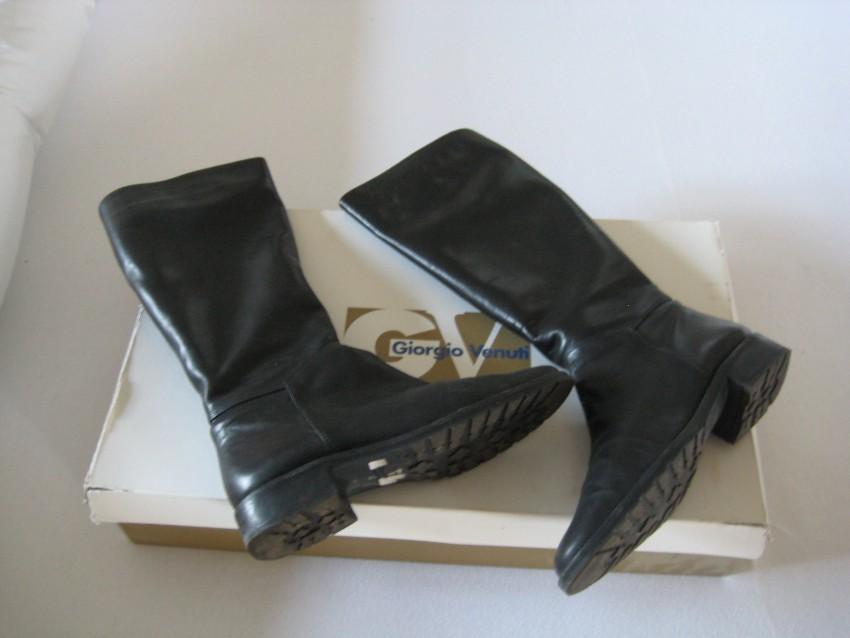 Giorgio Boots Venuti Firenze Black qzLMVSpUG