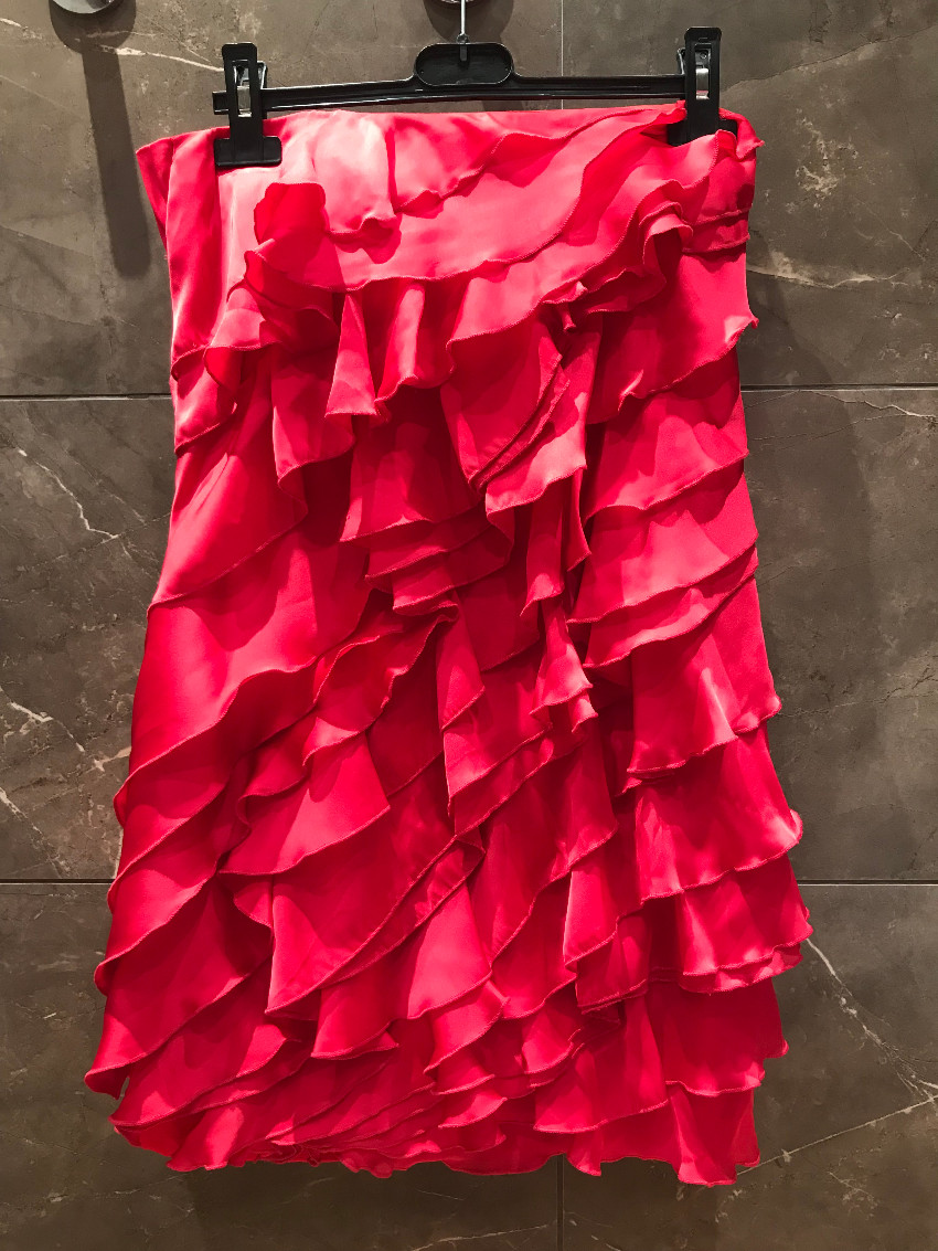 Forever Unique red mini dress