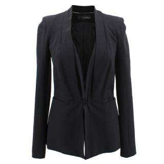 Amanda Wakeley Tailored Black Jacket