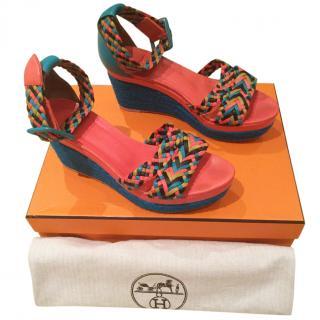Hermes espadrilles sandals