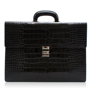 Montblanc Meisters Double Gusset Briefcase