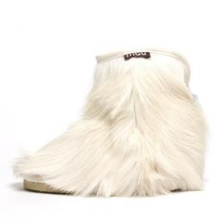Mou Goatskin Boots