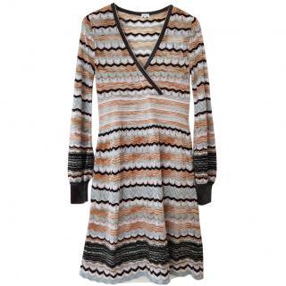 M Missoni a line dress size 12 /44