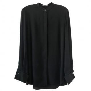 Alexander McQueen Silk Georgette Shirt