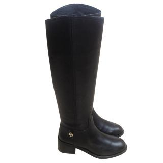 Tory Burch leather boots