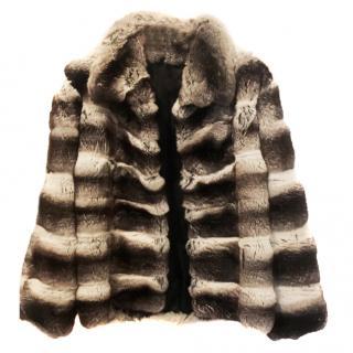 Bespoke Chinchilla Jacket