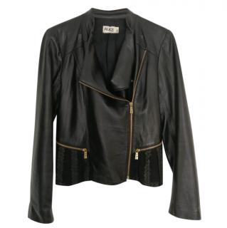 Alice Temperley leather jacket