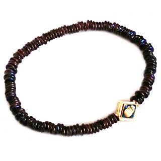 Luis Morais Scarab bracelet. Handmade in miami RRP �265.00