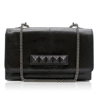 Valentino Black Evening Bag