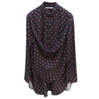 Givenchy  Cross Detail Black Shirt Shirt RRP �720.00