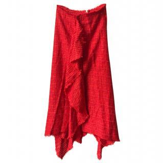 Proenza Schouler Top and Skirt suit