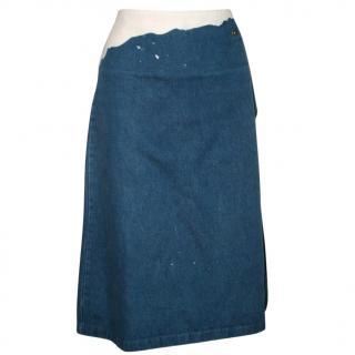 PREEN genes A-line denim skirt, size S
