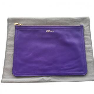 Alexander Purple Pouch cosmetic case