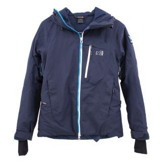 Millet Navy Mountaineering Hoodie Jacket