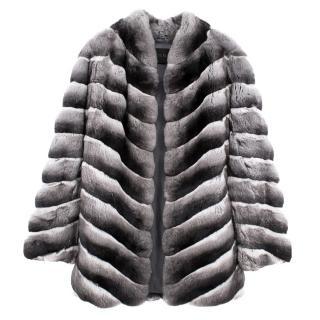 Hockley Chinchilla Fur Coat