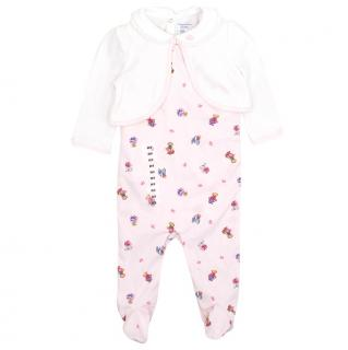 Ralph Lauren Baby Girl Three Piece Set