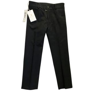 Gucci boys tuxedo trousers age 4 years new