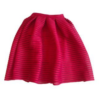 Maje pink Skirt size 1