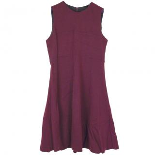 Joseph sleeveless virgin wool dress