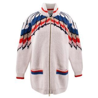 Stella McCartney All Is Love  Zip up Cardigan