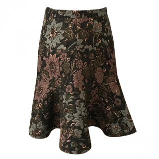 The Kooples Embroidered Skirt