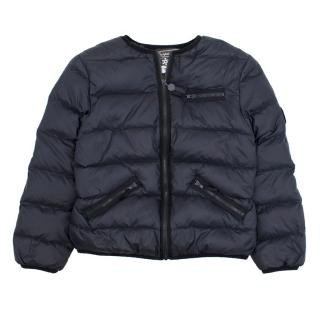 Bonpoint Boys Navy Blue Jacket