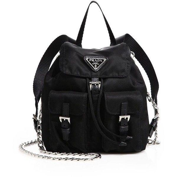 550ee021b ... coupon code for prada vela mini cross body backpack hewi london 479f1  9bb24