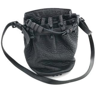 Alexander Wang Diego Bucket Bag in Black