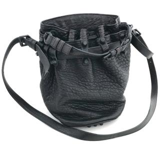 Alexander Wang Diego Bucket Bag in Black