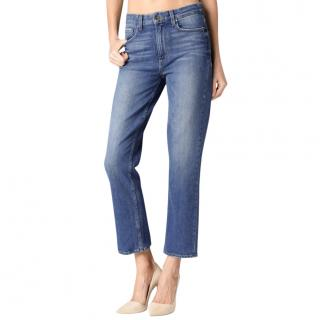 Paige new sarah high rise jeans