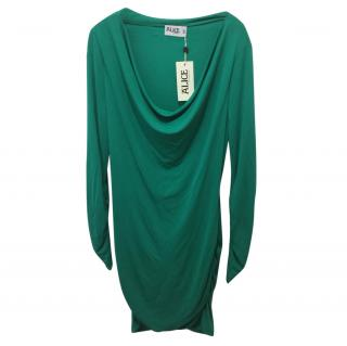 Alice by Temperley Emerald Anstice Dress