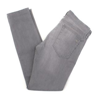 Rag & Bone Grey Jeans