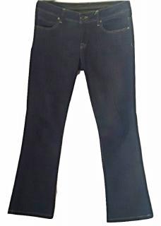 Burberry Brit Stretfield Straight Leg Denim Jeans 28 x 30./175/70A